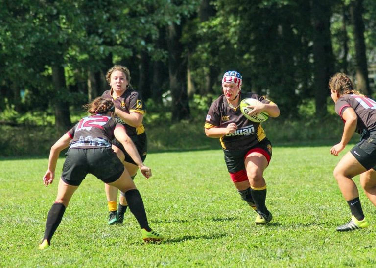 Pittsburgh Forge vs. Iron Maidens